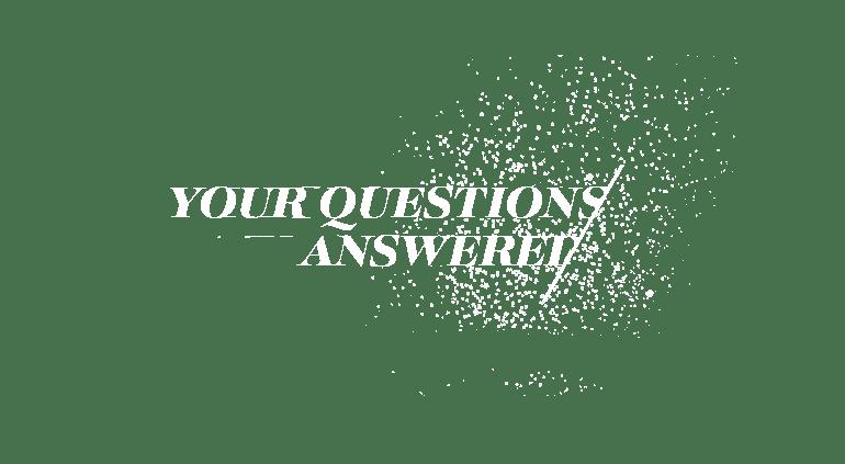 Respondemos a tu consulta
