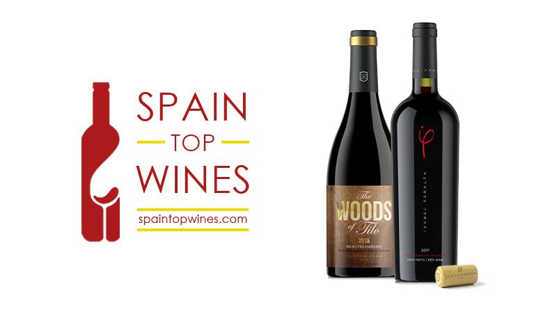 Top 10 Spain Top Wines españoles